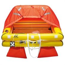 Livflotte Plastimo Transocean ISO9650-1 4p Container