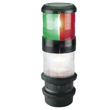 Lanterna Aqua Signal 40 3-färg med ankar Quickfit fäste Svar