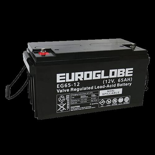 EG65-12  AGM Batteri