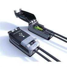 Scanstrut vattentätt USB uttag IPX6