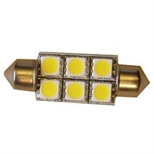 LED Spollampa 44mm 10-30V
