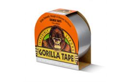 Gorilla tape 11m (48mm bred) Silver